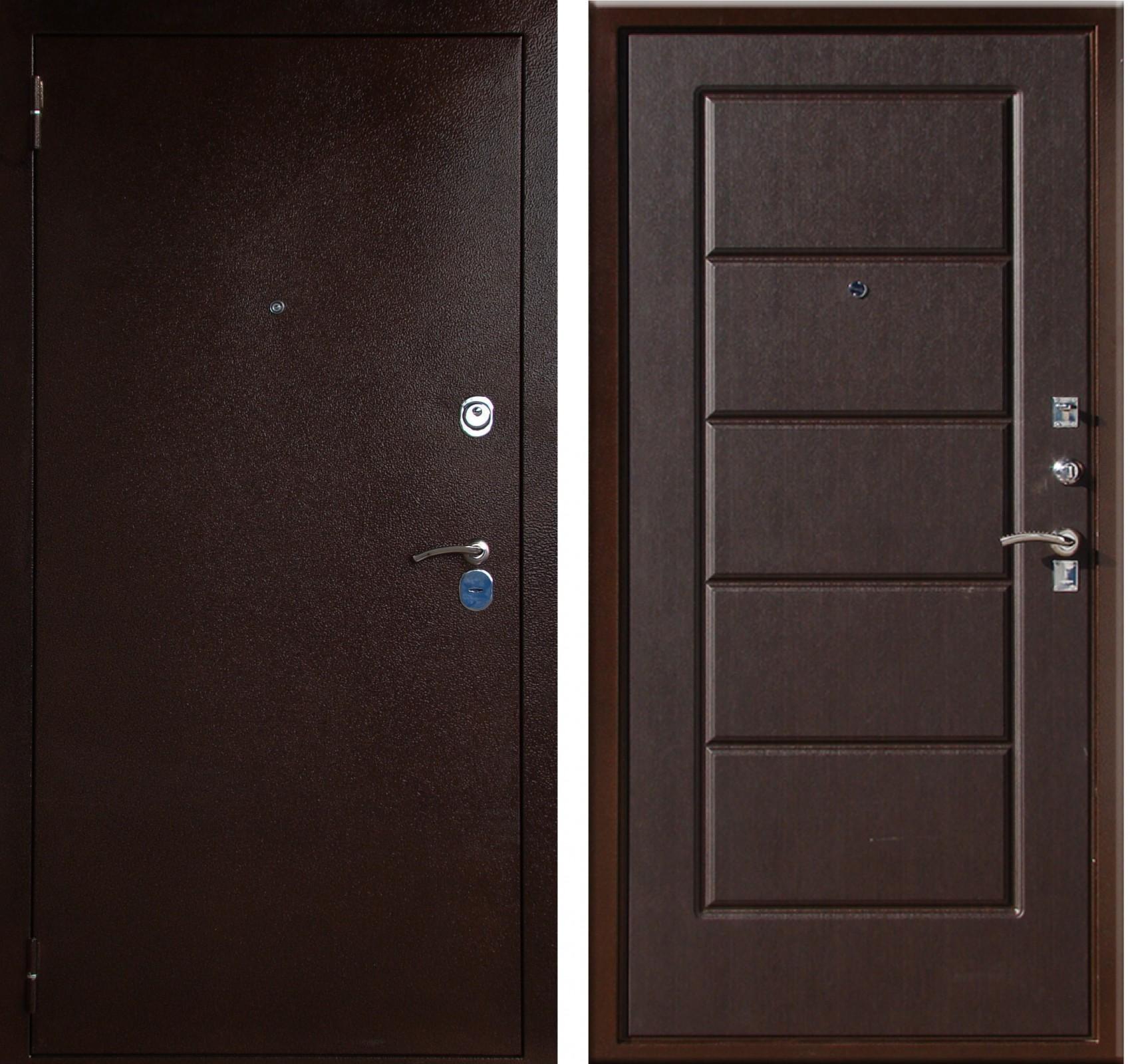 полотно для металлической двери